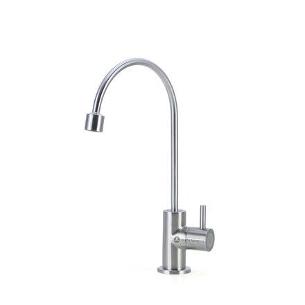 One-way sink taps