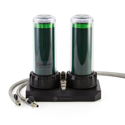 Under counter filter: DUO-HP
